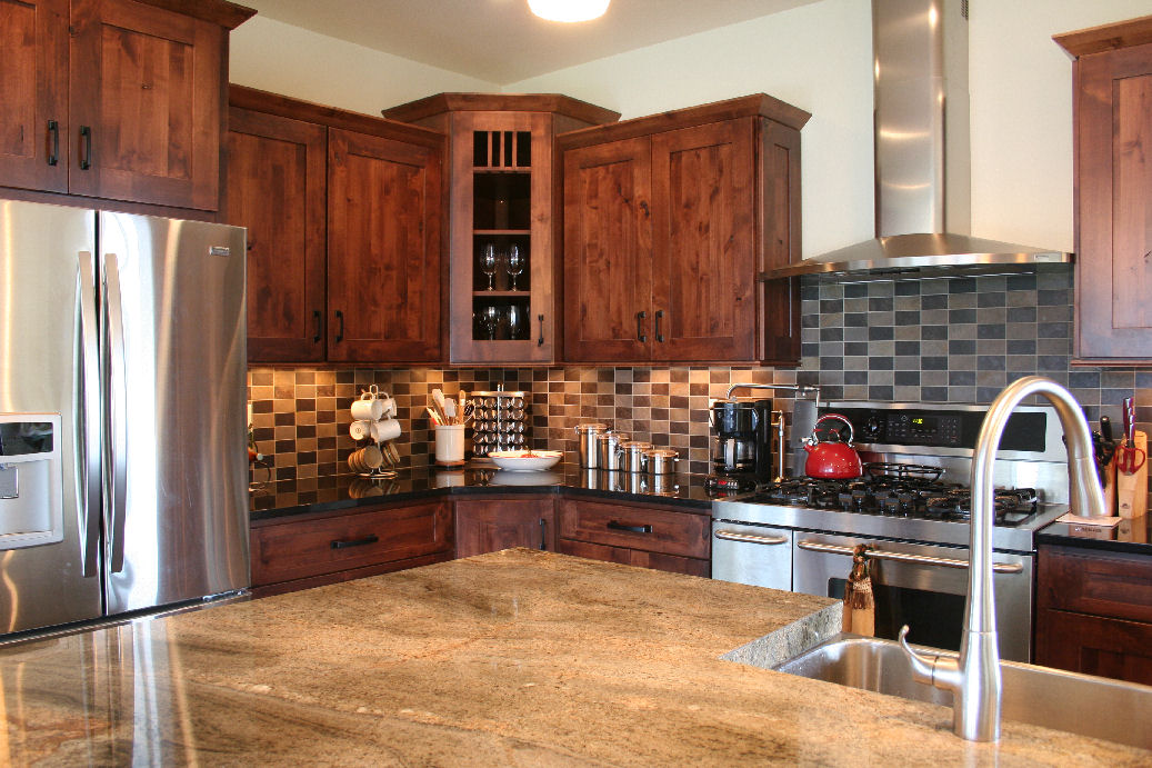 Burrows Cabinetry Plus, Kalispell, MT - Cabinet Gallery
